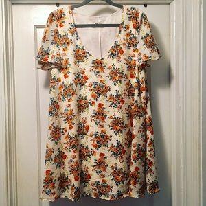 SMYM Floral Kylie Dress